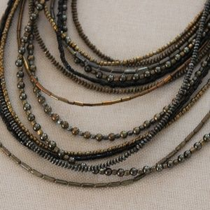 Multi-Strand Necklace by Coldwater Creek